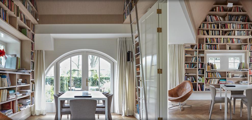 Babs Appels interieur jaren \'30 villa
