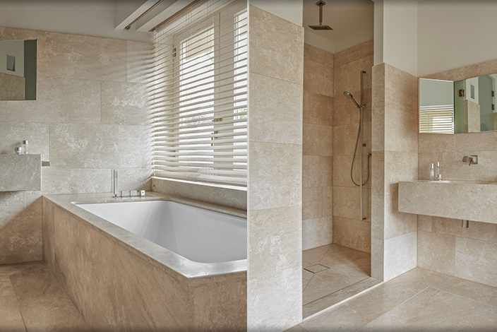 Babs Appels interieur jaren  u0026#39;30 villa